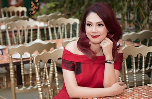 Ca sĩ Thanh Thảo.