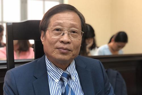 Luật sư bị đơn - ông Nguyễn Vân Nam.