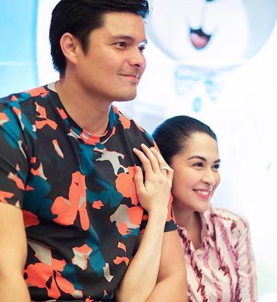 Vợ chồng Mỹ nhân đẹp nhất Philippines mừng con trai sắp chào đời - 3