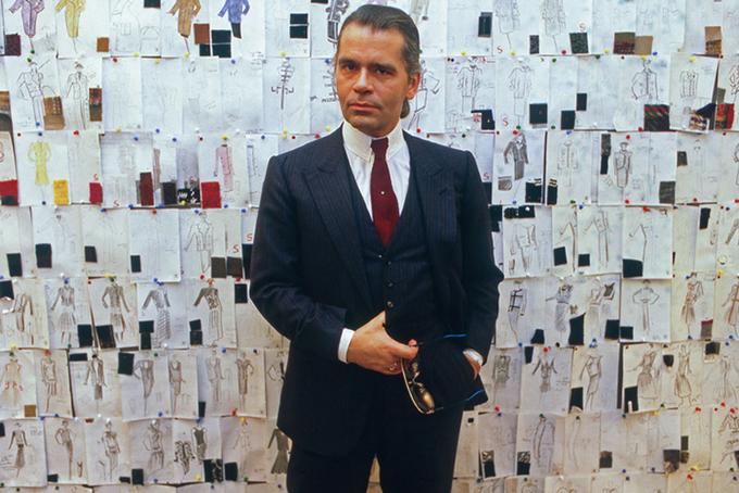 Karl Lagerfeld - 'tắc kè hoa' huyền thoại của giới thời trang
