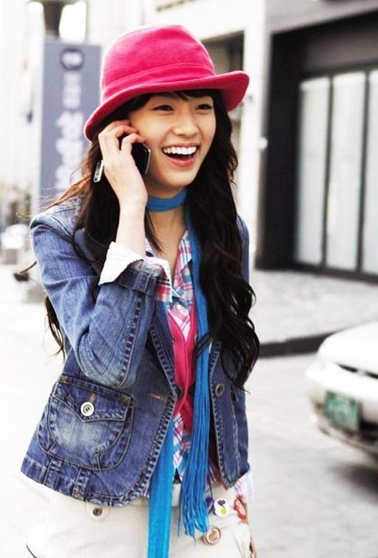 Biến đổi dung nhan của 'Mỹ nhân cười đẹp nhất Hàn Quốc'