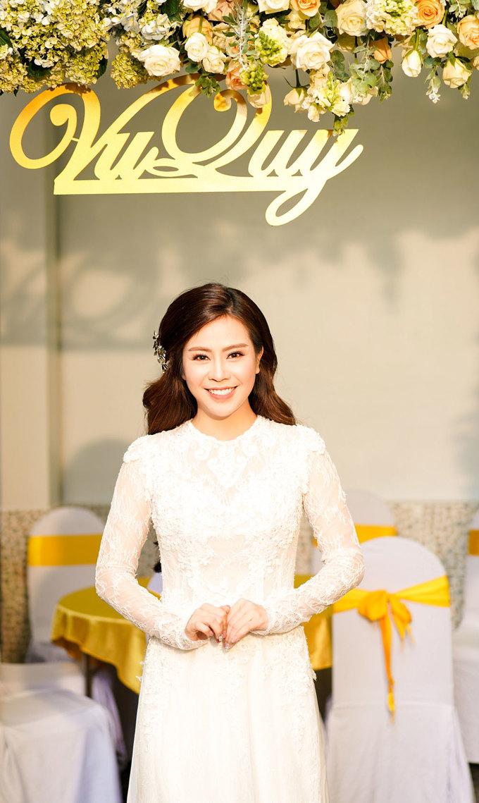 Nghệ sĩ Việt Anh làm chủ hôn cho diễn viên Vũ Ngọc Ánh
