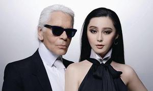 Phạm Băng Băng từng choáng váng khi làm mẫu cho 'Bố già Chanel'