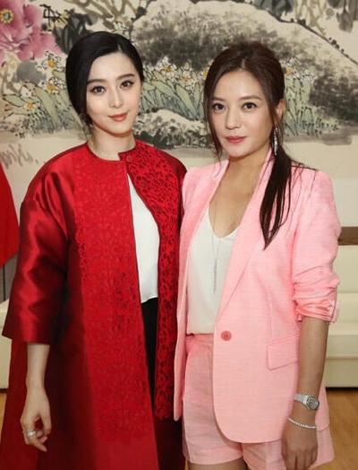 Các sao hàng đầu làng giải trí Hoa ngữ như Phạm Băng Băng (trái), Triệu Vy bị ảnh hưởng lớn bởi quy định mới về sản xuất phim.