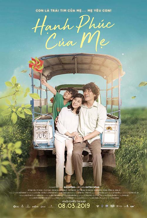 Phim sẽ khởi chiếu tại rạp toàn quốc vào ngày 8/3.