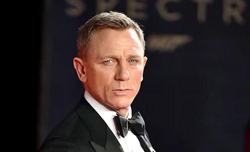 Daniel Craig tại buổi công chiếu phim Spectre hồi 2015. Ảnh: Matt Crossick/PA.