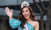 Hoa hậu Catriona Gray làm gãy vương miện gần sáu tỷ