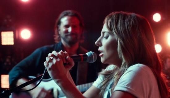 Lady Gaga đảm nhận vai ca sĩ, nhạc sĩ Ally trong phim.