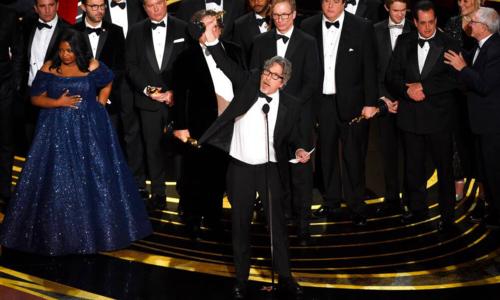 'Green Book' bất ngờ đoạt giải phim xuất sắc tại Oscar 2019