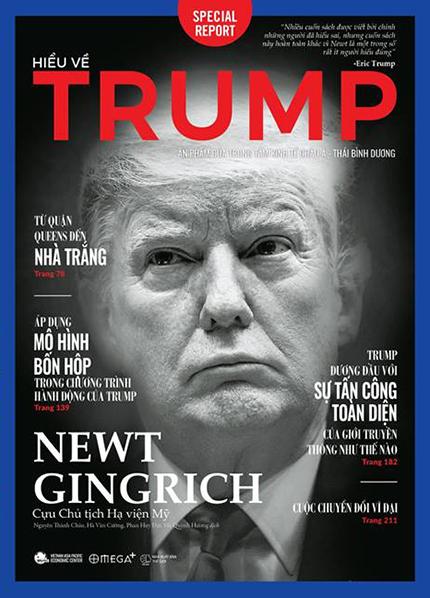 Bìa sách Hiểu về Trump.