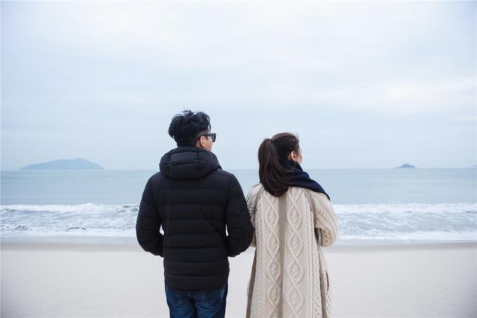 Cuộc sống hạnh phúc của vợ chồng Trương Trí Lâm - Viên Vịnh Nghi