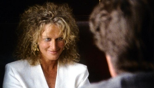 Glenn Close trong Fatal Attraction.