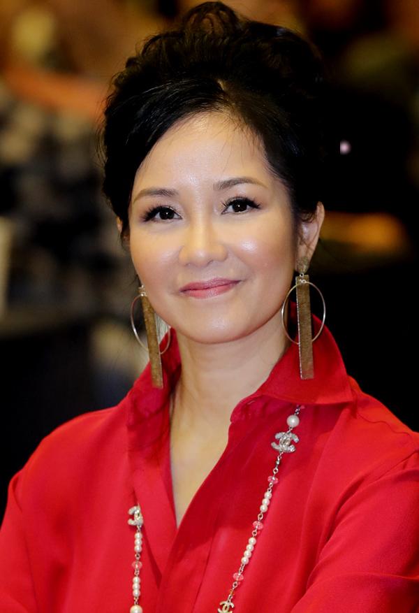 Elly Trần mặc hở, Hồng Nhung kín đáo đi sự kiện