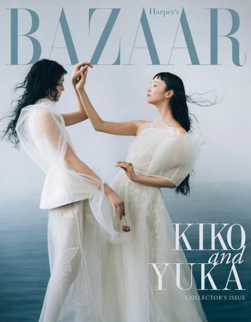 Bên cạnh Kiko Arai, Yuka Manami cũng xuất hiện trong bộ hình lần này của Phương My. Yuka cũng là một trong những model châu Á thành công tại thị trường thời trang thế giới, từng xuất hiện trên các tạp chí danh tiếng Vogue China, Vogue Japan, Vogue Korea và tham dự các show thời trang lớn của Dolce & Gabbana, Moschino.