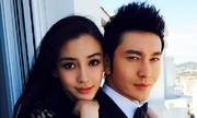 Huỳnh Hiểu Minh bày tỏ tình cảm với vợ đáp trả tin đồn ly dị