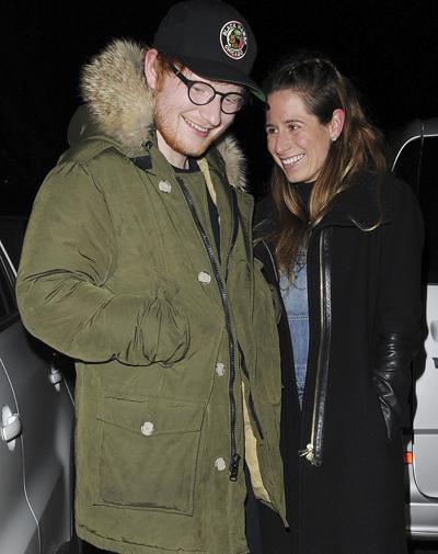 Ed Sheeran được cho là đã kết hôn.