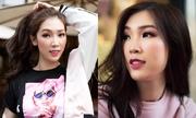 Hoa hậu Phí Thùy Linh gợi ý cách phối đồ màu hồng