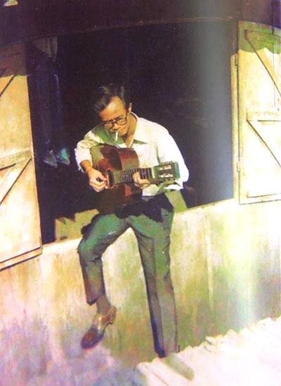Ông để lại gia tài âm nhạc với hơn 600 ca khúc, trong đó có hơn 236 bài hát được phổ biến