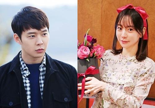 Park Yoo Chun và hôn thê cũ - Hwang Ha Na.