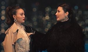 Lan Ngọc, Diễm My 9x đối đầu trong phim về showbiz