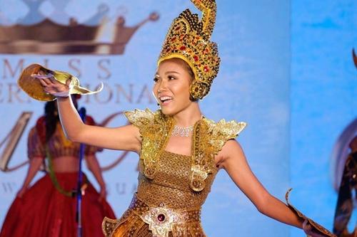 Người đẹp Myanmar.