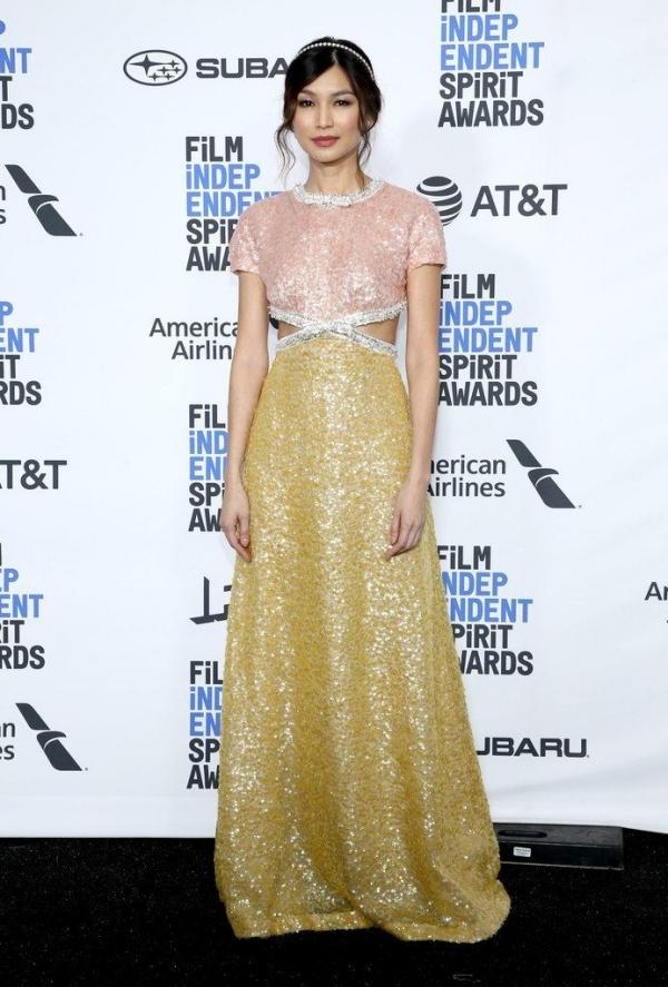 Kate Bosworth đẹp nhất tuần với đầm xuyên thấu Công Trí
