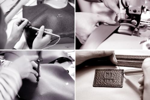 Quá trình  Mink Leather