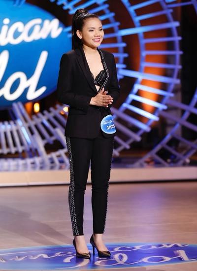 Minh Như là người Việt đầu tiên lọt vào vòng trong của American Idol.