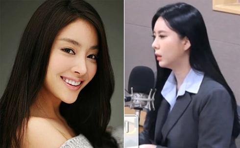Yoon Ji Oh (phải) ra sách về vụ Jang Ja Yun tự tử.