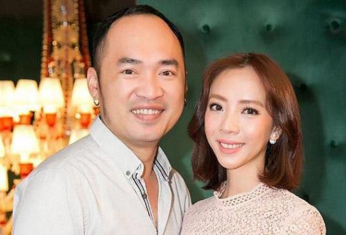 Ngoài đời, Thu Trang và Tiến Luật kết hôn năm 2011. Bộ đôi đóng chung nhiều kịch và phim.