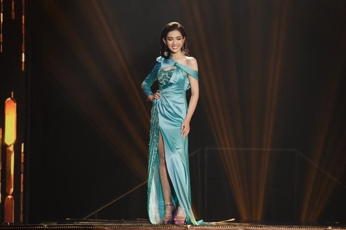 Hoa hậu Chuyển giới Việt Nam trình diễn bikini ở cuộc thi quốc tế