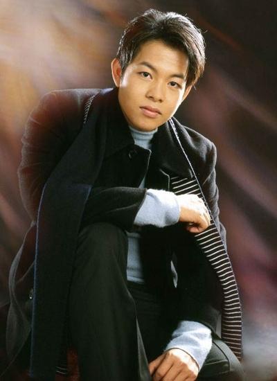 Quang Lê thuở mới vào nghề.