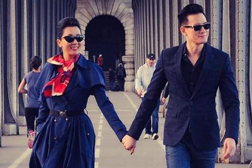 Cặp đôi thường đồng hành trong những chuyến du lịch.