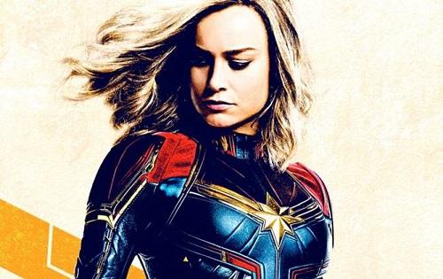 Hãng Marvel thông báo chọn Brie Larson vào vai Captain Marvel vào tháng 7/2016, vài tháng sau khi cô hoàn tất ghi hình Kong: Skull Island ở Việt Nam.