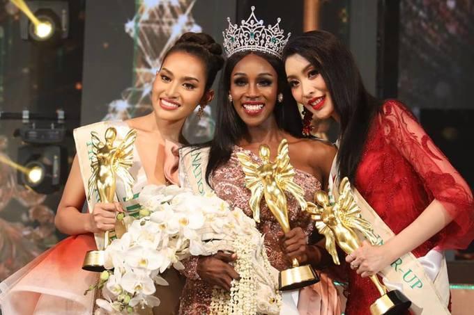 Hoa hậu Chuyển giới 2019 gây chú ý vì video khêu gợi