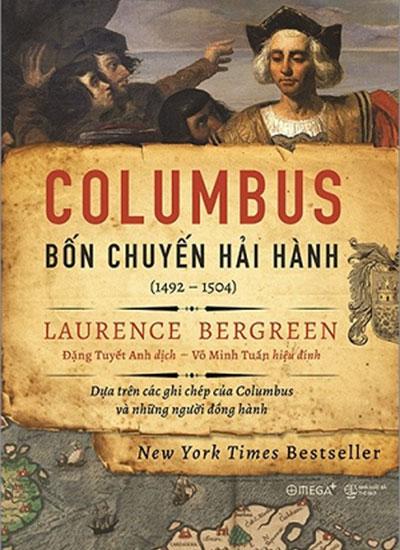 Columbus, bốn chuyến hải hành - Khi vận may mỉm cười với kẻ dấn thân