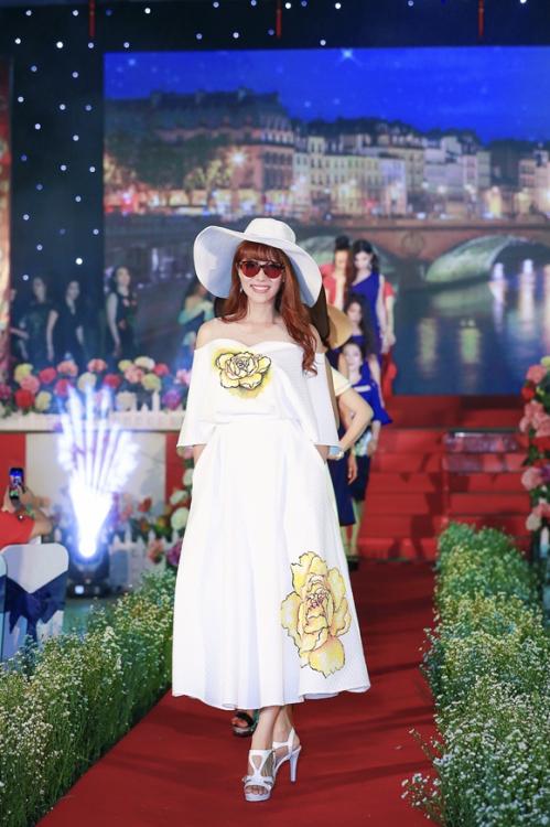 Á hậu Băng Châu đảm nhận hai vai trò trong sự kiện ngày 8/3 (xin bài edit) - 1