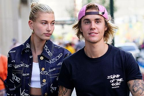Hailey Baldwin và Justin Bieber