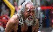 Cụ ông 83 tuổi của 'Tân Ỷ Thiên Đồ Long ký' chăm bơi lội, tập gym