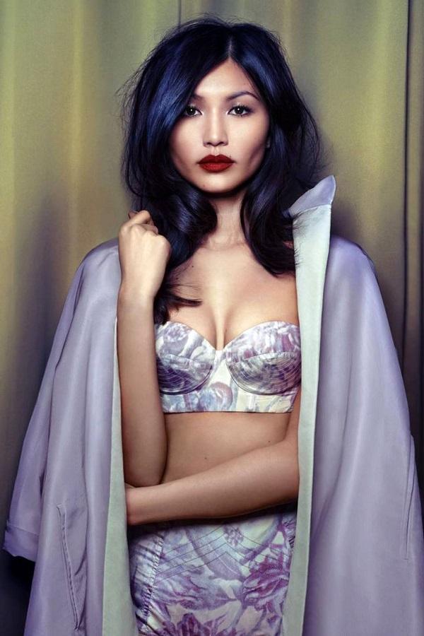 Gemma Chan - bóng hồng xuất thân ngành Luật