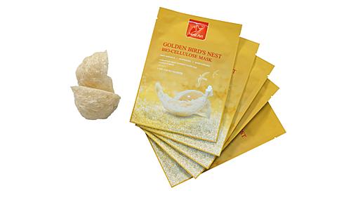 Mặt nạ Bio – Cellulose Yến Vàng Nest Art.