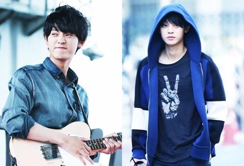 Ngoại hình được khen thư sinh, gương mặt trẻ thơ của Jung Joon Young.