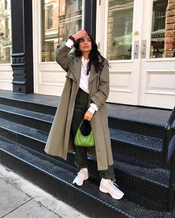 Những kiểu giày dành cho người thích mặc đơn giản