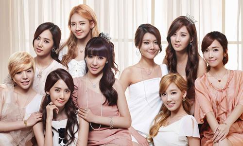 SNSD là một trong những nhóm nữ thành công nhất lịch sử K-pop.