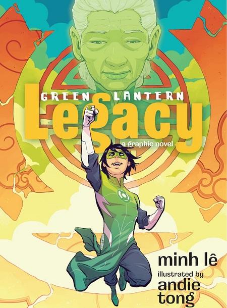 Bìa truyện Green Lantern: Legacy.