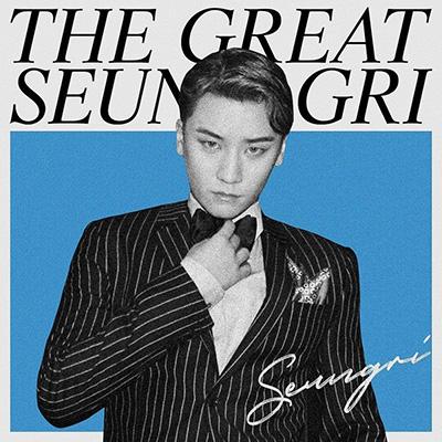 Bìa album The Great Seungri.