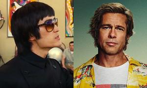 Brad Pitt 'đấu' với Lý Tiểu Long trong phim mới