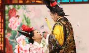 'Tình Nhi cách cách' Vương Diễm khóc tái ngộ Lão Phật Gia