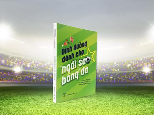 Sách sẽ ra mắt vào ngày 27/3 tại Nhà thi đấu Nguyễn Du, TP HCM.