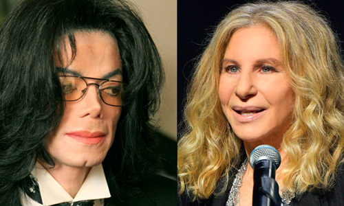 Barbra Streisand là đồng nghiệp thân thiết của Michael Jackson trong quá khứ. Ảnh: As.